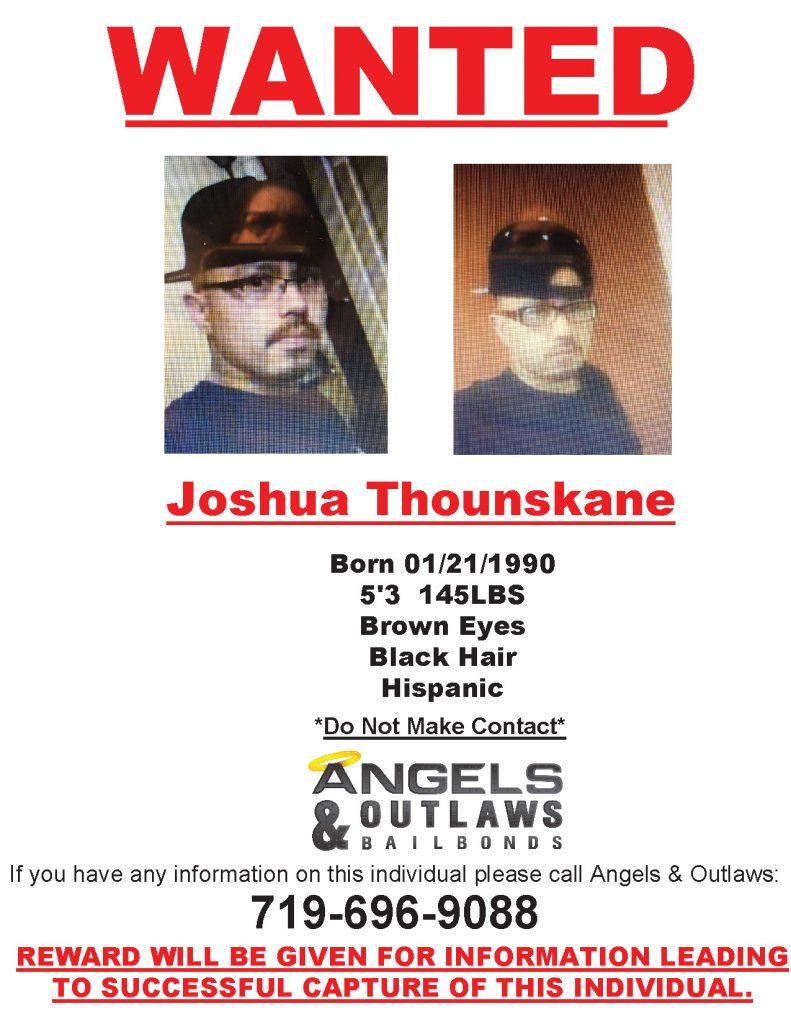 Joshua Thounskane